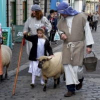 Falmouth Live Nativity 2017