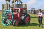 Tractor factor on our play tractor
