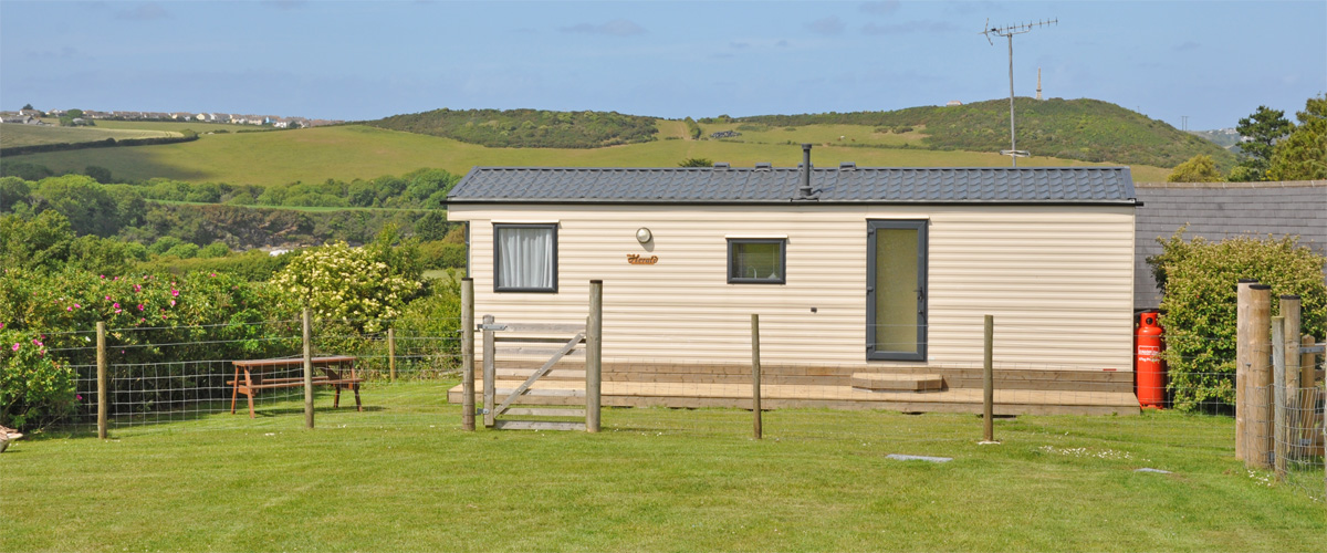 Credis View - our Willerby Gold holiday home