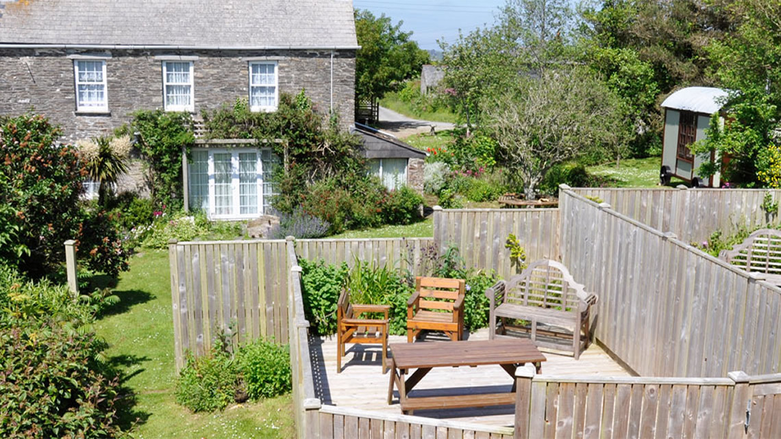 toddler friendly holiday accommodation padstow